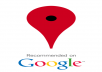 manually add 5 positive or negative google places reviews for your local business or your competitors business