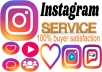 send you INSTANT 1000+ Instagram post likes