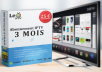 give you 3 months Premium IPTV subscription for