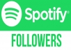 Add 1200+ Spotify Followers Non Drop And Real Organic Promotion With Super Fast Guaranteed