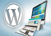to build your website in wordpress hosting