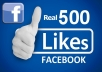 ★★Best Offer Upto 100k Likes ★  World Wide Mix Fan page Likes and NON Drop Likes  ★★★100% CUSTOMER SATISFACTION★★★  Are you searching real Facebook likes to your Fan Page. I will provide 500+ Real Human Facebook likes or OR Photo POST Likes These Facebook likes are totally PERMANENT and stable  ✓ Rank Up visitors , Fb fans  ✓ Fans coming from Real Facebook Accounts  ★ 100% Satisfaction Guaranteed ★ Not possibility to FAKE user. you will get some bonus in this process ✓ Real FB account  ✓Completely safe and no using 'Bots' are used here. - Try my service ✓very high quality work ✓Fast Delivery  100% Safe Guaranteed✓