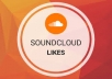 Add 500+ SOUNDCLOUD LIKES ORGANIC REAL ACTIVE USERS AND NON DROP GUARANTEED