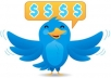 SHOW TO MAKE 100 DOLLARS EVERY HOUR ON TWITTER.
