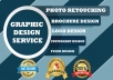 do any graphic design and letterhead design