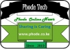 Our website phode.co.ke has launched a new category doing product review and running adverts.
