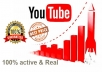 provide 20 active Youtube subscribers positive comments and likes GUARANTEED
