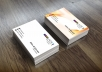 design business cards and all types of stationary