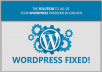 fix all of your Wordpress Issues