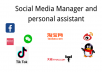 do social media management in China for you