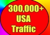 Give you 300,000Real/Human/Unique Visitors for Google adsense