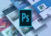 Get Ultimate Photoshop Training From Beginner To Pro Master Photoshop without any previous knowledge with this easy-to-follow course What Will I Learn?  Design icons, business cards, illustrations, and characters Clean up face imperfections, improve and repair photos Use creative effects to design stunning text styles Remove people or objects from photos Cut away a person from their background Master selections, layers, and working with the layers panel  Requirements No previous knowledge of Photoshop required. If you have Photoshop installed, that's great. If not, I'll teach you how to get it on your computer. Description *** Updated ***  - MASSIVE GIVEAWAY: OVER 250 PREMIUM PSD FILES FOR MY STUDENTS! - latest Photoshop version; - Mac hotkeys; - lecture breakdown for every video so you can easily jump to a specific time; - cheat sheets for every video so you can easily review the information;  This is the ultimate Photoshop training course that will take you from absolute beginner to