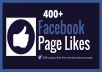 If you're looking to get ahead on the world's most popular social platform, this is a perfect service for you. We make sure that we only promote your pages organically to gain 100% real and authentic likes, giving your pages and posts an immediate performance boost.
