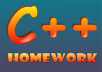 do your c++ homework
