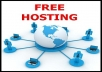 provide you free web hosting for 1 year along with a bonus.