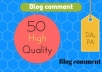 do provide For Your Trafic web By hand 50 Backlink With DA50+