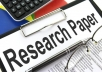 write your education related articles, research and summary