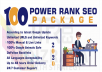 build Manual 100 backlinks from unique domain on da100 sites