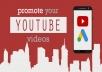promote your videos on my youtube channel