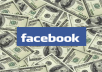 post your ads or website URL on my Facebook wall with over 100,400 Friends and growing subscribers