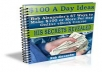 Offer a directory to show you 87 ways to make dollar 100 a day   I am going to offer you a directory to show you 87 ways to make dollar 100 a day. Very easy and simple method to use but very uncommonly known.