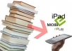 create make convert your word doc text book into an ebook format of your choice epub mobi with table of contents