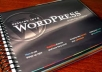 I will offer you Wordpress tutorials from A to Z in 23 videos   These 23 tutorials videos are going to explain you thoroughly in detail the ins, and outs of word press 2.x/3.x from installing to setup/configuration to fine tuning. The knowledge which has been given there that most bloggers don't even know exits.
