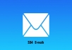 collect 534 emails of insurance agents who where in USA