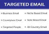 Provide Active Targeted Emails For Your Business