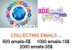 do email collection for your business growth within one day