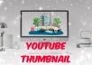 design YouTube thumbnail in 3 hours