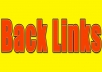 Create 3,000+High Quality backlinks For Your website