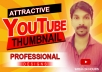 design amazing and viral youtube thumbnail