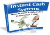 give you Instant Cash Systems PLR Top method
