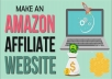 create high converting amazon affiliate website with fastest website loading technique