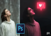 PHOTOSHOP ANYTHING within 2hours Professionally