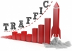 You Need Real Traffic? if Yes,Then we will provide you  Real,Human,& Unique Visitor For your Blog/site/link etc Safely with Satisfaction. We have substantial capability to present you efficiently to the web audience. Being the best search engines optimization and web development company we seek to set up long-term interaction with our clients.