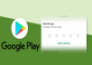 provide 10 Reviews for your Android App on Google Play