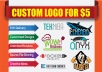 create logo for you