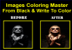 I will colorize your old black and white photos to color