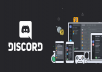 I will make you a discord server for talking with other people , all you have to do is to pay me and then after 1 day you will have it !