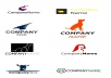 You will get 15 Animal Category logo templates in PNG, PSD & RAW format which you can edit very easily with only basic skills and make them look like the way you want.  You will also get stylish Logo Fonts..You will be able to use them in any of your work.  Categories of logo templates:  Animal