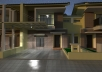 do 3d or 2d drawing and rendering house