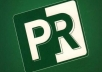 give 100 words review + link on PR1 Blog, do follow link