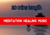Send you Meditation Healing Music