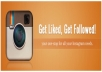 provide 400 Instagram followers