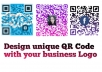 design unique QR codes for your business
