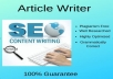 write SEO friendly Blog Article about 700 words