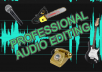 ***Fixing your Audio files has never been that easy and fast!***
