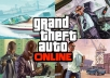 play anything with you on GTA Online for one hour